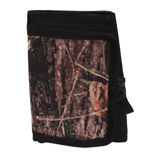Buttstock shell holder w/ cover,Break Up