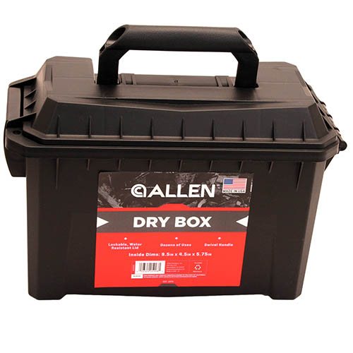 Dry Box Small Black