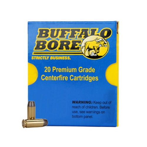Outdoorsman 10mm 220gr Hard Cast-FN /20