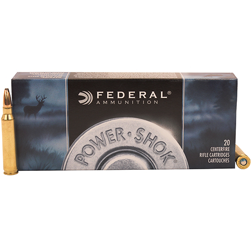 223Rem 64gr SP Power-Shok/20