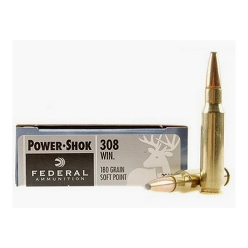 308 Win 180gr SP Power-Shock /20
