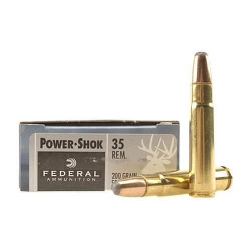 35 Rem 200gr SP Power-Shock /20