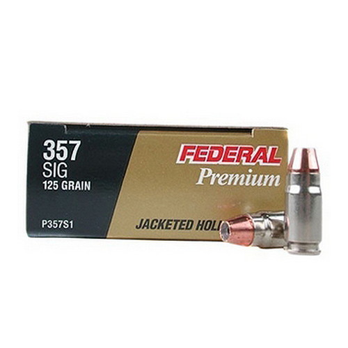 .32 Auto 65 Grains Hydra-Shok, Jacketed Hollow Point, by Federal Cartridge 20 Count