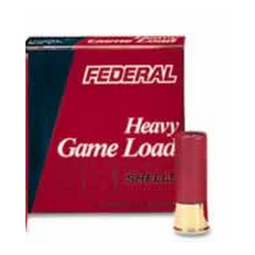 "Game Load 20ga 2 3/4"" 6-Shot /25"