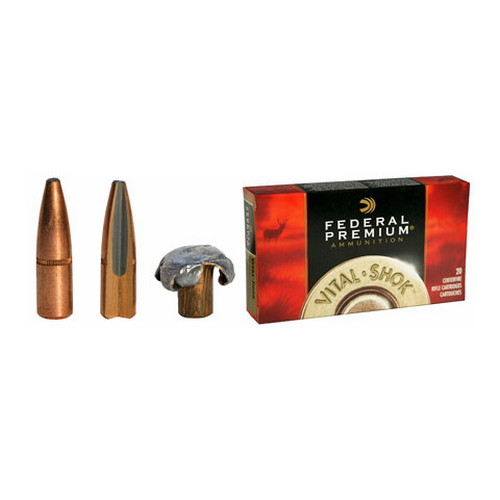 7mm RemMag 175gr TB-Bear VtShk/20