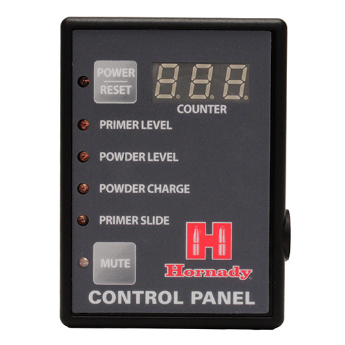 Standard Control Panel for Reloading Presses by Hornady Lock N Load