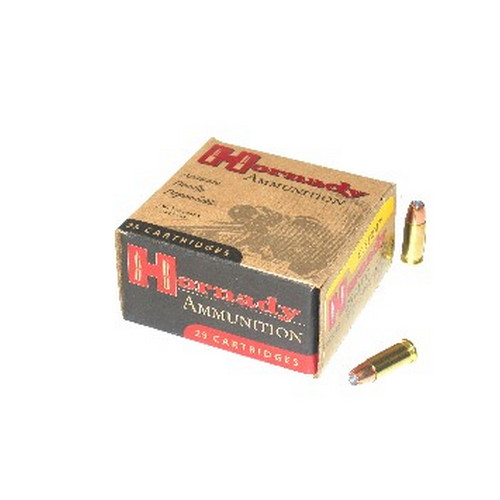 .25 Automatic by Hornady, 35 Grain, XTP (Per 25)