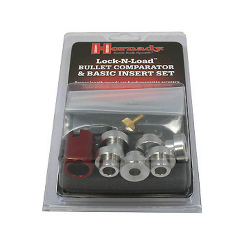 .234-.678 Comparator Set of 6 By Hornady Lock-N-Load
