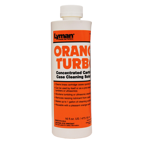 Orange Turbo Case Clng Concentrate 16 oz