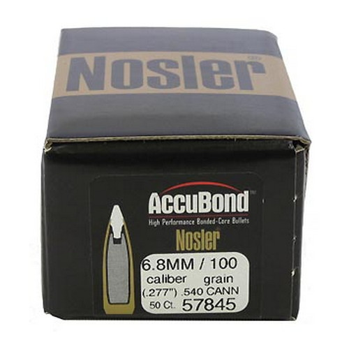 6.8mm 100gr Cann 540 AccB (50 ct)