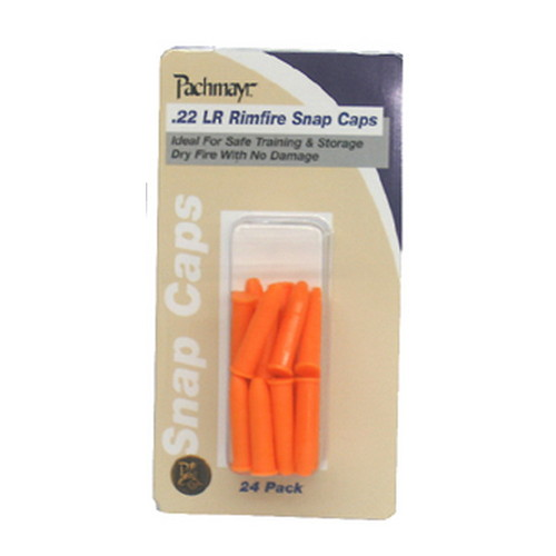 22LR Plastic Safety Snap Caps/24