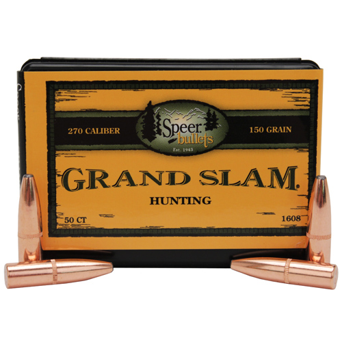 Grand Slam 270 150Grain SP/50