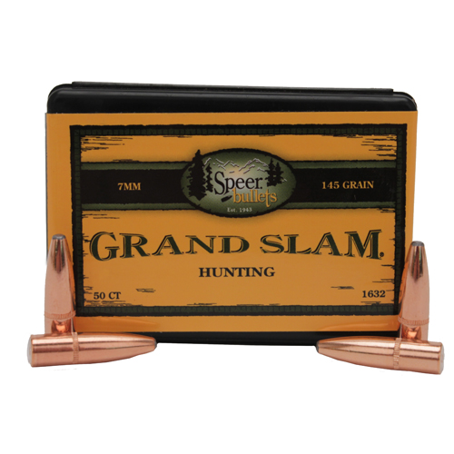 Grand Slam 7M 145Grain SP/50