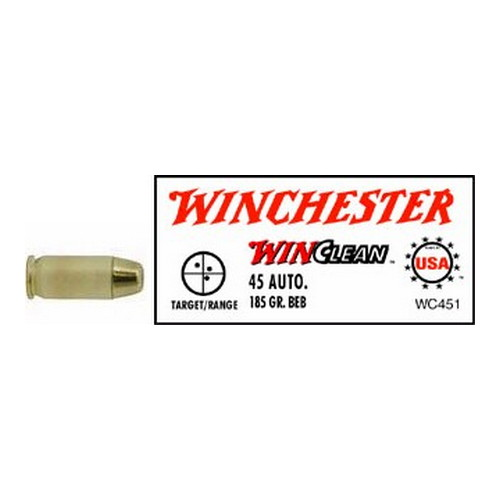 USA 45 Auto 185gr Brass Enclosed