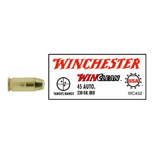 USA 45 Auto 230gr Brass Enclosed