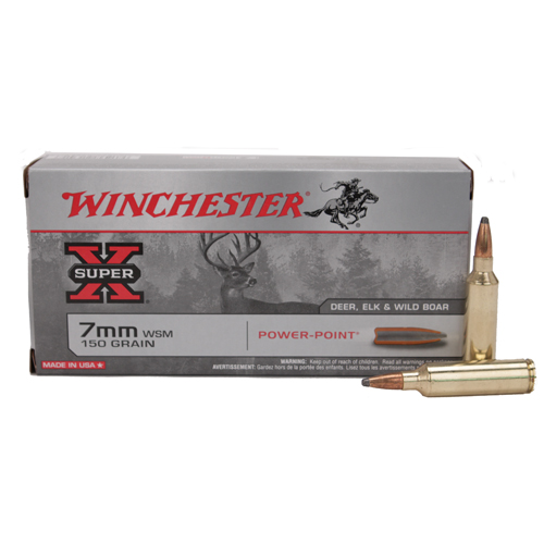 7mm WSM 150gr Power Point/20